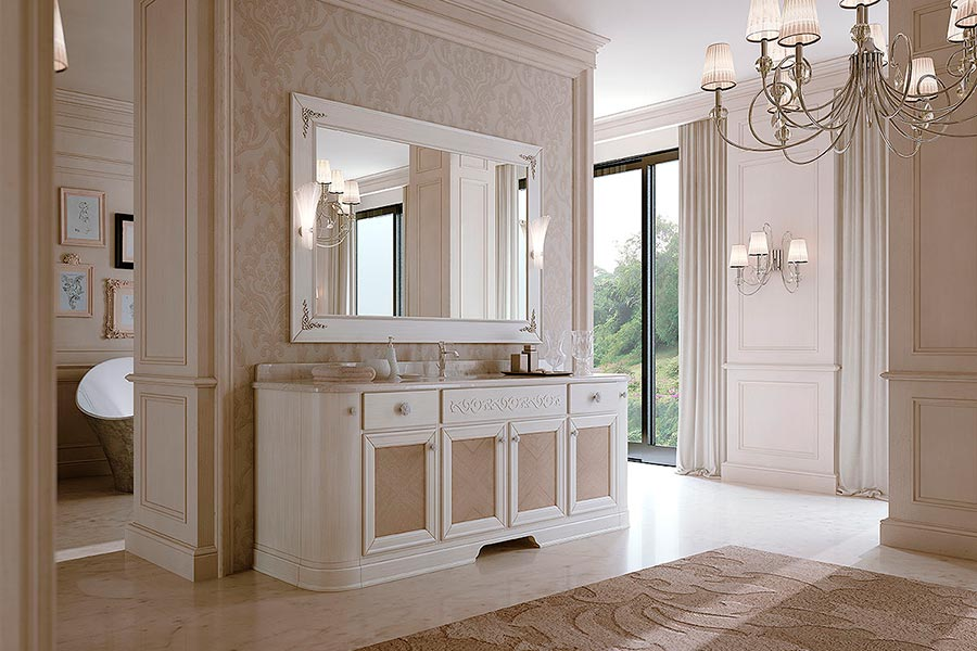 Arcari arredamenti - Mobili da bagno classici