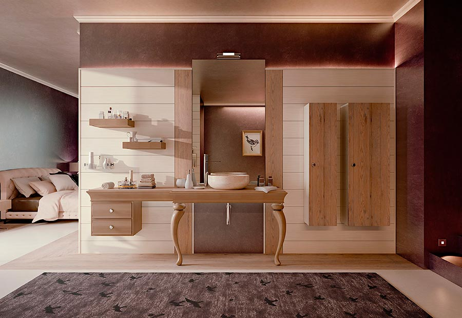 arredamenti - mobili da bagno moderni di lusso - Bagni Moderni Di Lusso
