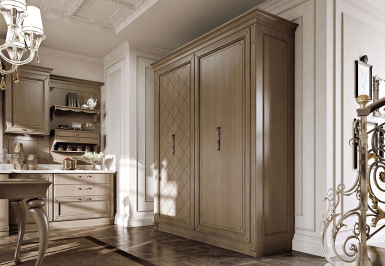 Arcari arredamenti arredamento cucine classiche for Arredamenti di interni di lusso
