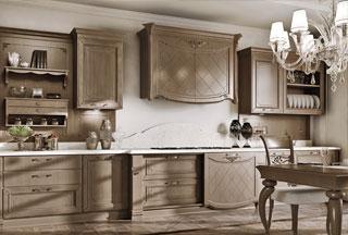 Arcari arredamenti - Arredo cucina classica