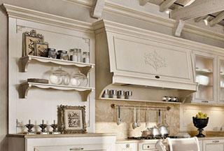 Cucina Con Boiserie : Arcari arredamenti boiserie in stile