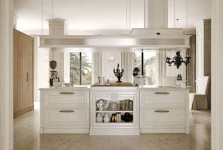 Cucine Di Lusso Classiche : Arcari arredamenti cucine classiche di lusso