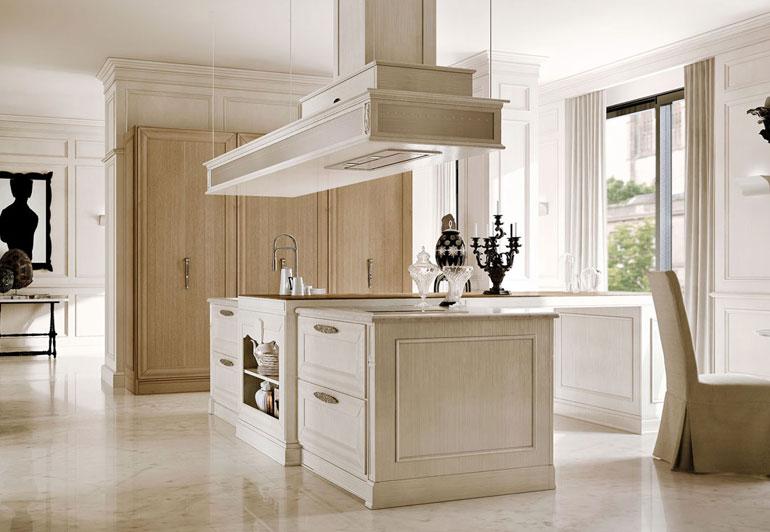 Arcari arredamenti cucine contemporanee for Arredamento classico contemporaneo