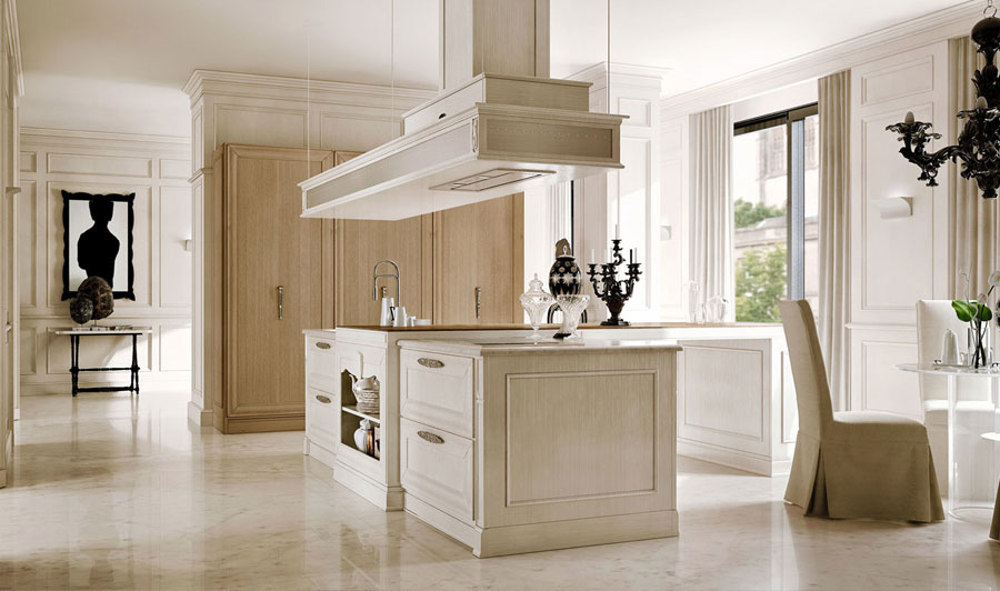 Arcari arredamenti cucine di design for Cucine di design con isola