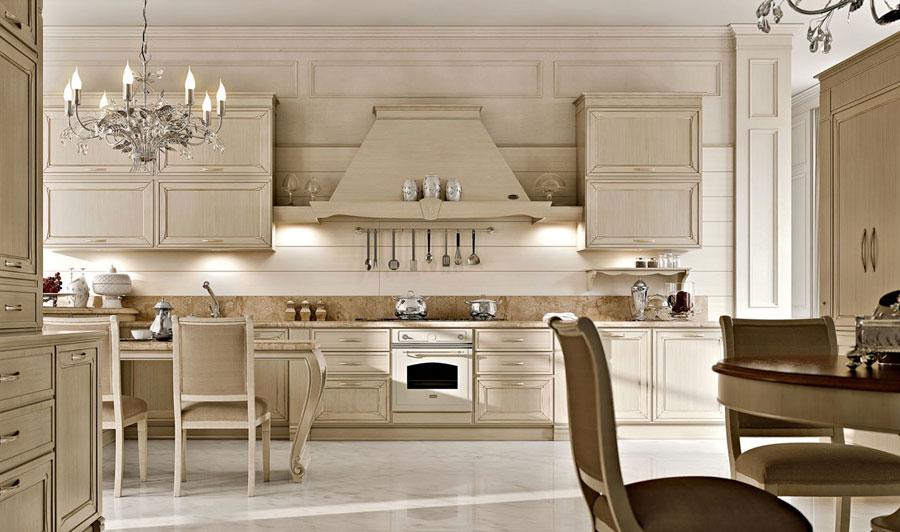 Arredamento casa stile francese arredare in stile - Cucine stile francese ...