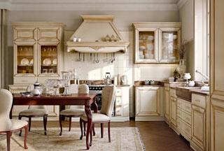 Arcari arredamenti - Cucine in stile