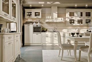 Mobili della cucina italiana ~ Mobilia la tua casa